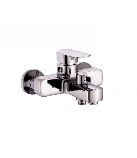 Смеситель для ванны с коротким изливом Potato P3019X