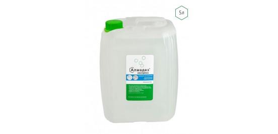 Кожный антисептик и дезинфекция поверхностей Алмадез-экспресс 5L