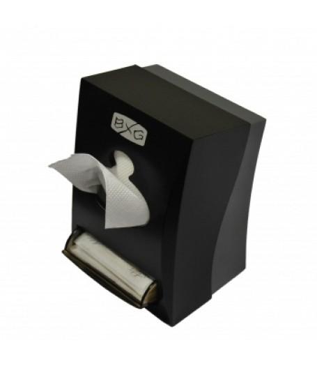 Диспенсер для бумажных салфеток BXG PD-8897B