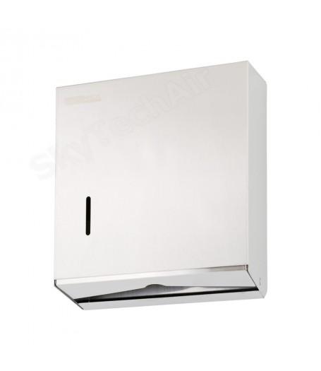 Держатель листовых бумажных полотенец Connex TB-24 white (белый)