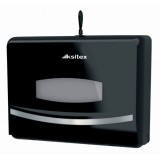 Диспенсер листовых полотенец Ksitex Elite ТН-8125B