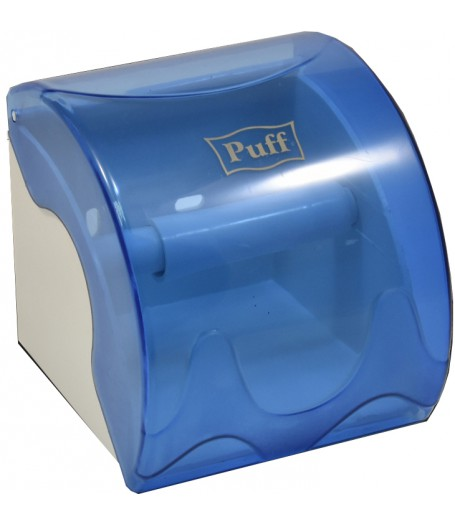Диспенсер туалетной бумаги, малый пластиковый Puff 7105