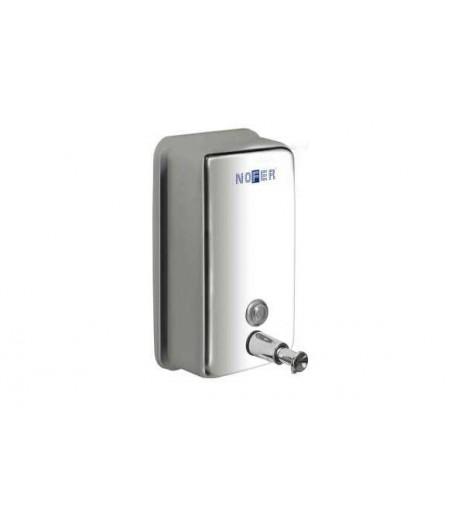 Дозатор для жидкого мыла вертикальный Nofer 03001