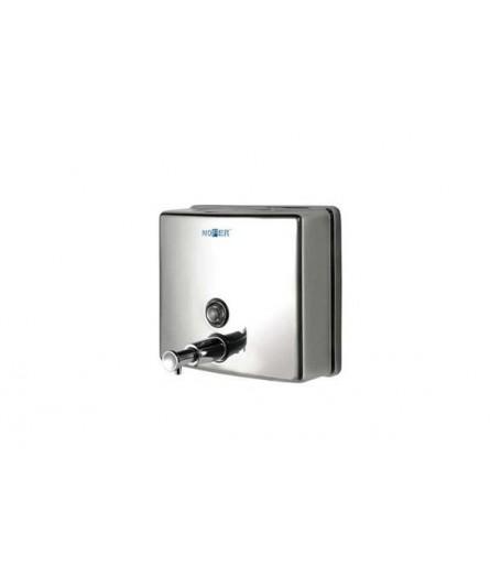 Дозатор для жидкого мыла квадратный Nofer 03004
