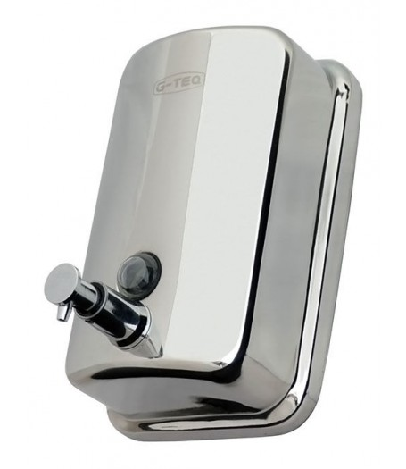 Дозатор для жидкого мыла металл G-teq 8605