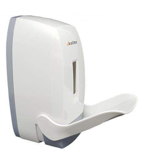 Локтевой диспенсер для жидкого мыла Ksitex ES-500W