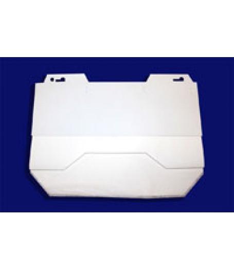 Одноразовое туалетное покрытие на унитаз ½  сложение для держателей KIMBERLY CLARK, LUNA(Hagleitner), JOFEL