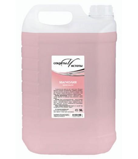 Жидкое крем-мыло Секреты чистоты Магнолия