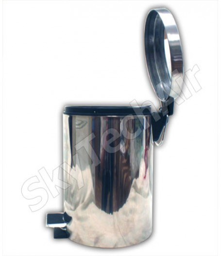Контейнер для мусора круглый BXG-TCR-12L