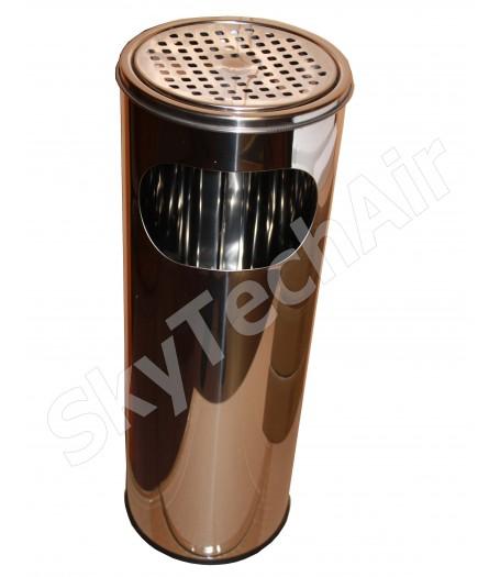 Урна с решеткой для пепла 18 л. Mellow SK02001Н