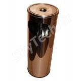 Урна с емкостью для мусора 18 л. Mellow SK02001Н с воронкой