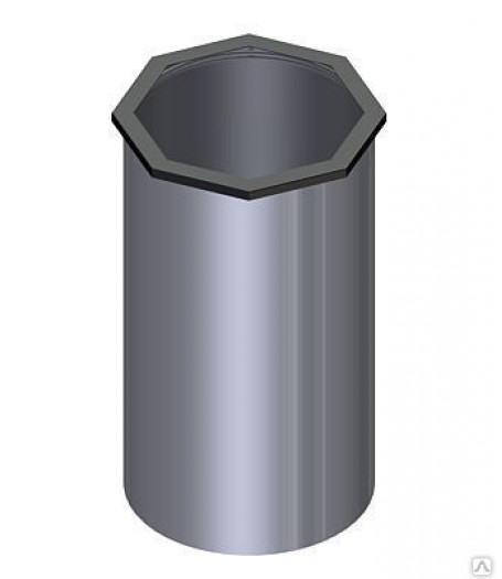 Титан урна ф500х900