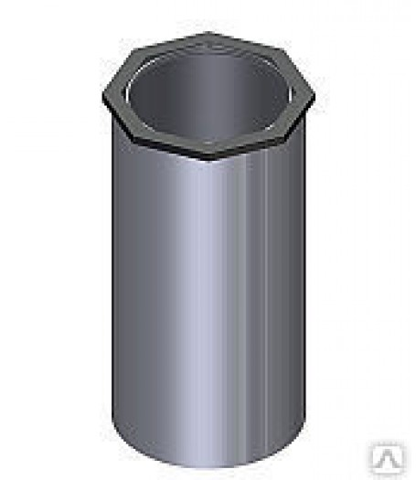 Титан урна ф450x900